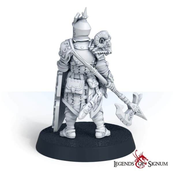 Sir Bowden the Retired Militiaman-12137
