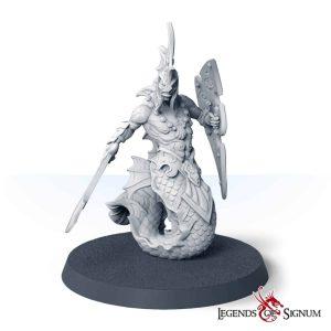 Sheilesh, the Blade of Depth-0