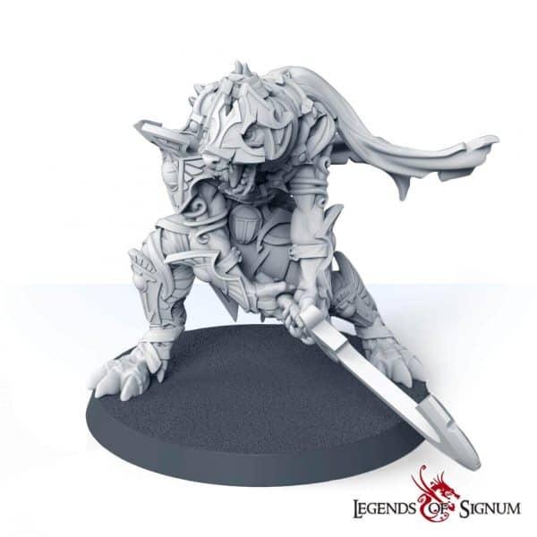 Ancient Tomb Guardian-0