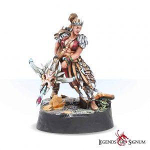 Elia the Amazons Queen-0