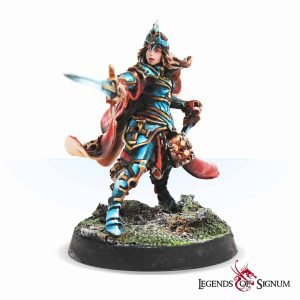 Hestia the Righteous, Battle Nun-0