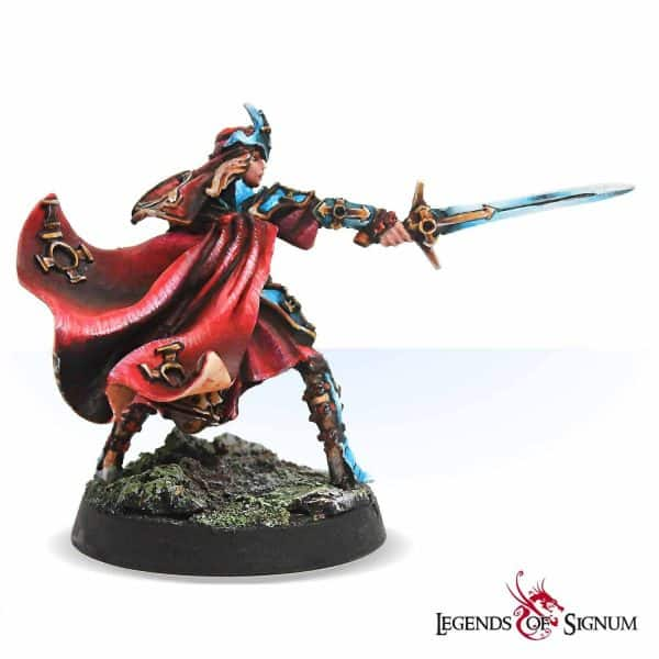 Hestia the Righteous, Battle Nun-12600