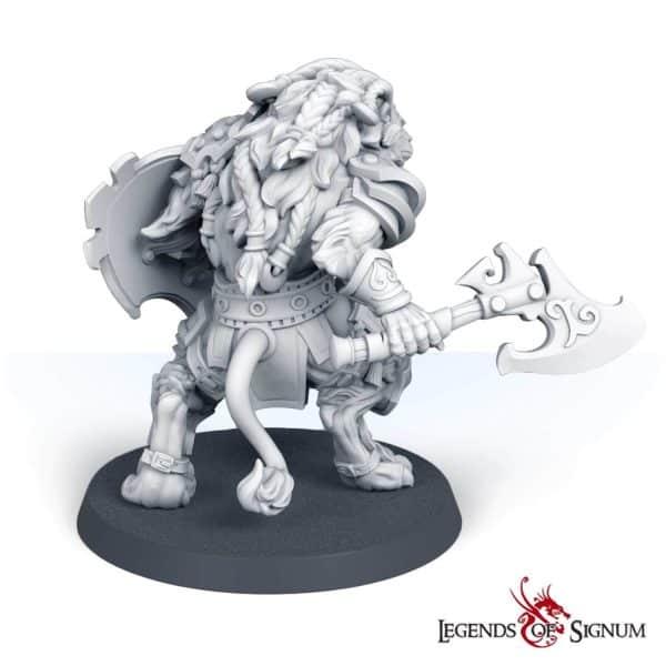 Kojo, the Wanderer Warrior-12634
