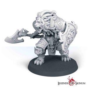 Kojo, the Wanderer Warrior-0