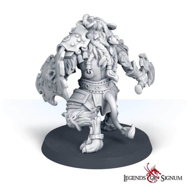 Kojo, the Wanderer Warrior-12636