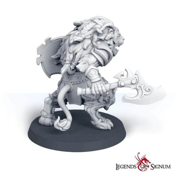 Kojo, the Wanderer Warrior-12637