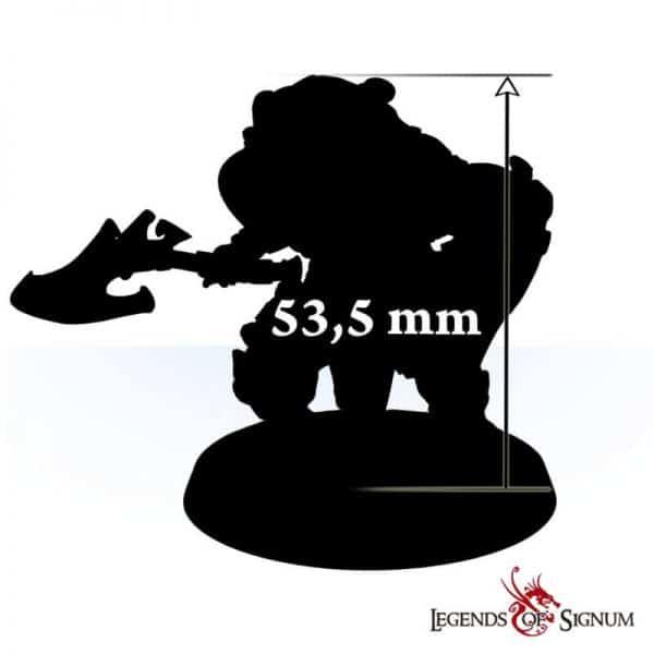 Kojo, the Wanderer Warrior-12638