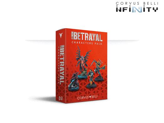 Betrayal Characters Pack-12700