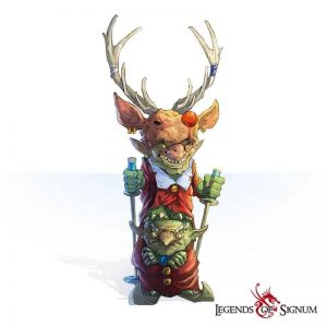Brom and Хid, the Christmas Scamps-12763