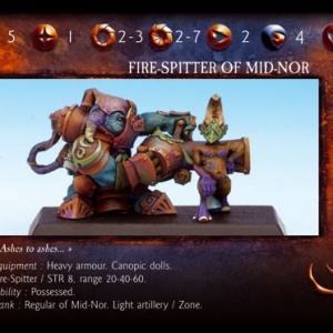 Fire Spitter Of Mid-Nor