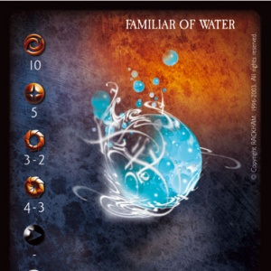 Familiar Of Water