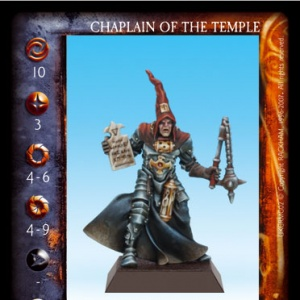 Chaplain of the Temple