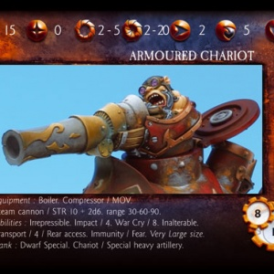 Armoured Chariot