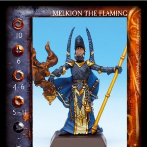 Melkion the Flaming
