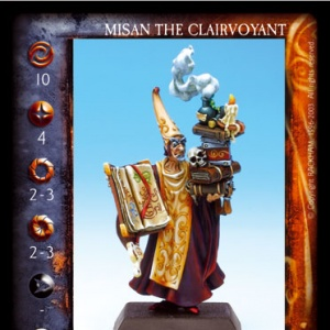 Misan, the Clairvoyant