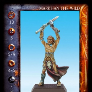 Markhan the Wild