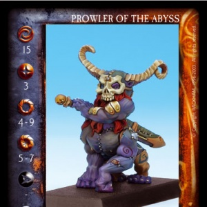 Prowler Of The Abyss