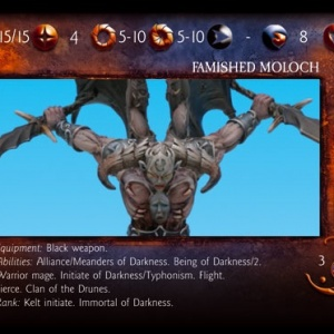 Famished Moloch