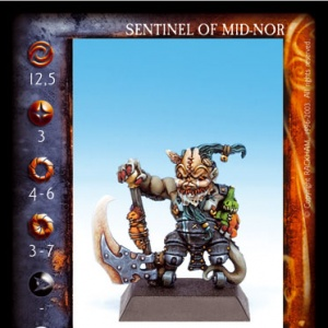 Sentinel Of Mid-Nor