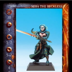 Mira the Reckless