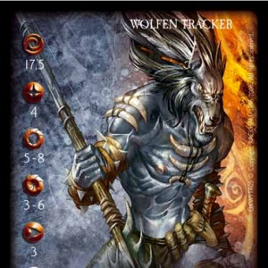 Wolfen Tracker And Shadowtracker